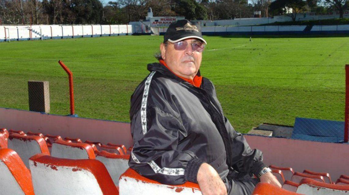 Luis Garisto tenía 71 años