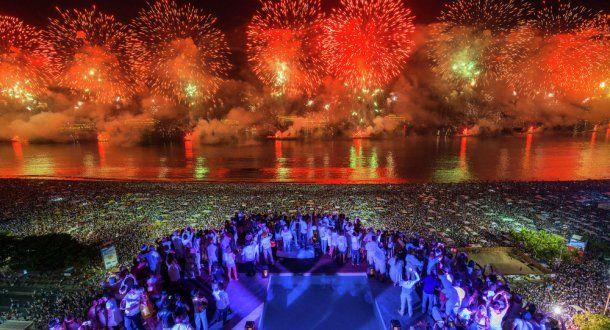 Copacabana y su fiesta inigualable<br>