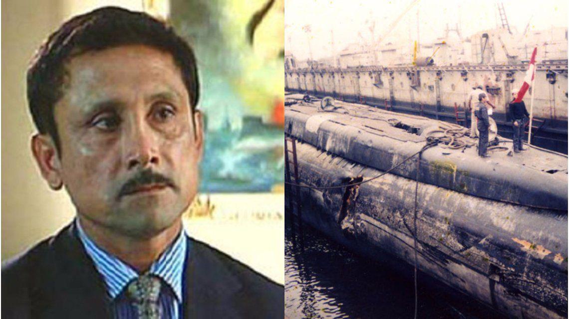 Era el infierno: el relato de un sobreviviente del hundimiento de un submarino