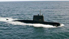 Así era el submarino ARA San Juan