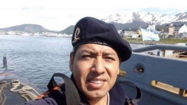 Cabo principal Mario Armando Toconás.
