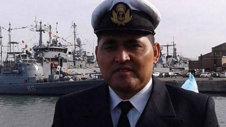 Suboficial segundo Víctor Marcelo Enríquez.