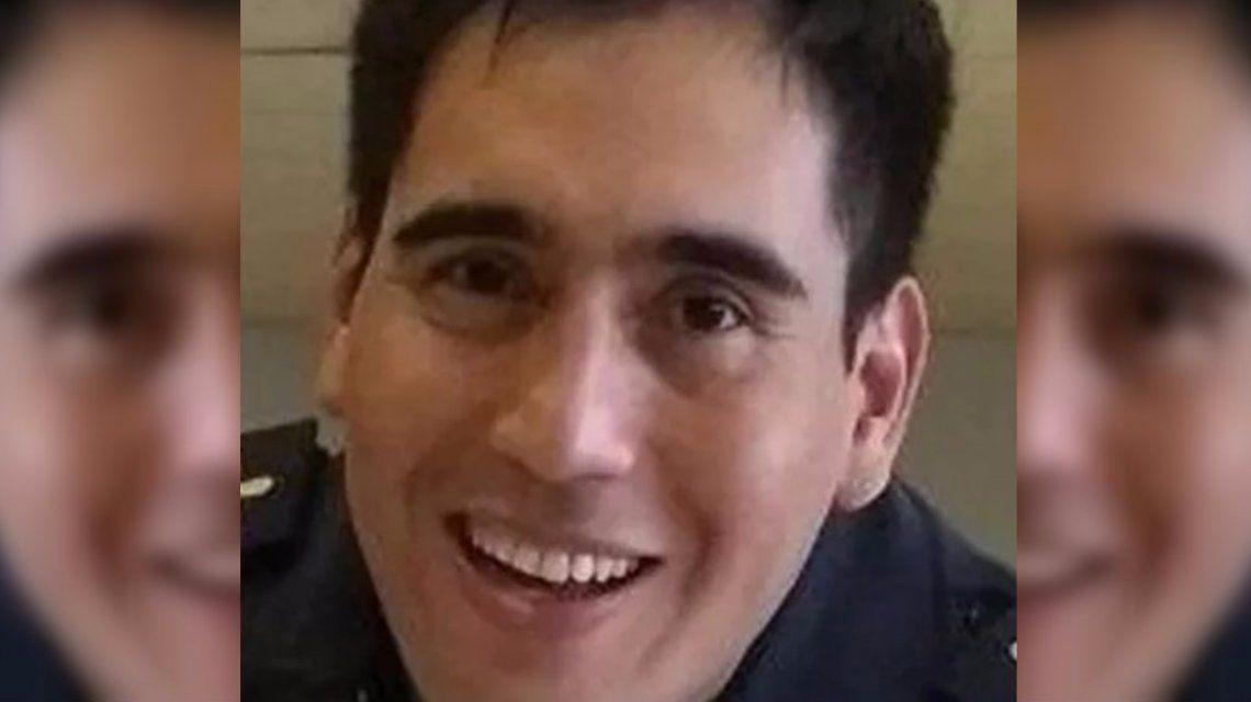 Cabo principal Jorge Eduardo Valdez