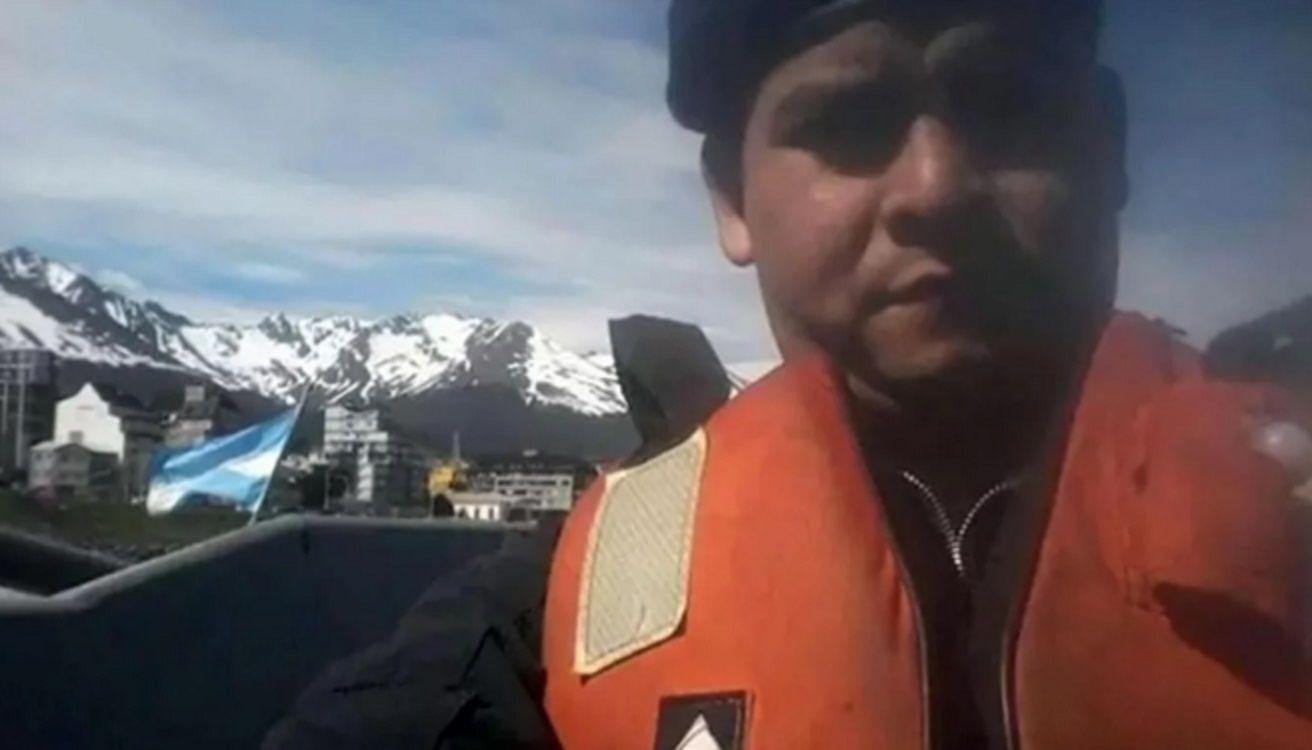 Cabo principal Luis Esteban García.