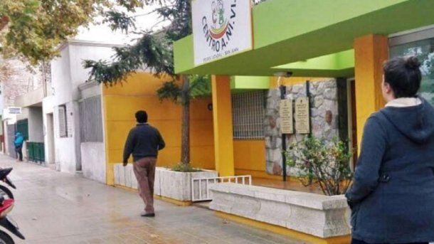 El centro ANIVI, donde se recibieron las denuncias y el testimonio de los chicos.