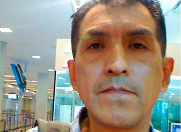 Tito Franklin Escobar Ayllon, el taxista prófugo