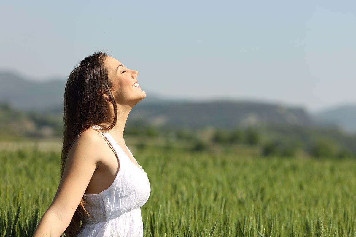 Increíble: revelan cómo funciona nuestro cerebro cuando respiramos profundo
