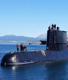 Pasan a disponibilidad a oficiales que buscaban a los 44 tripulantes del submarino