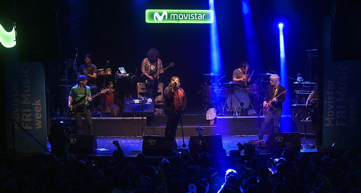 Un clásico inoxidable: Massacre abrió el Movistar Fri Music Week