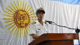 La Armada investiga un nuevo punto a 700 metros