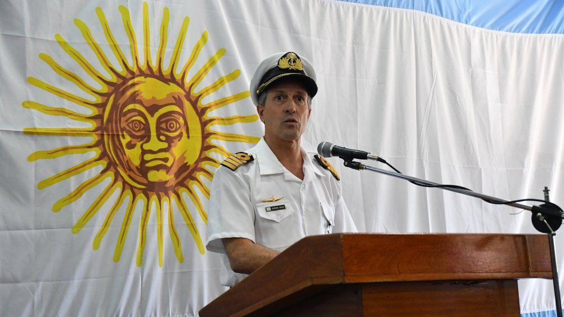 Nuevo Parte de la Armada: Investigamos un nuevo punto a 700 metros