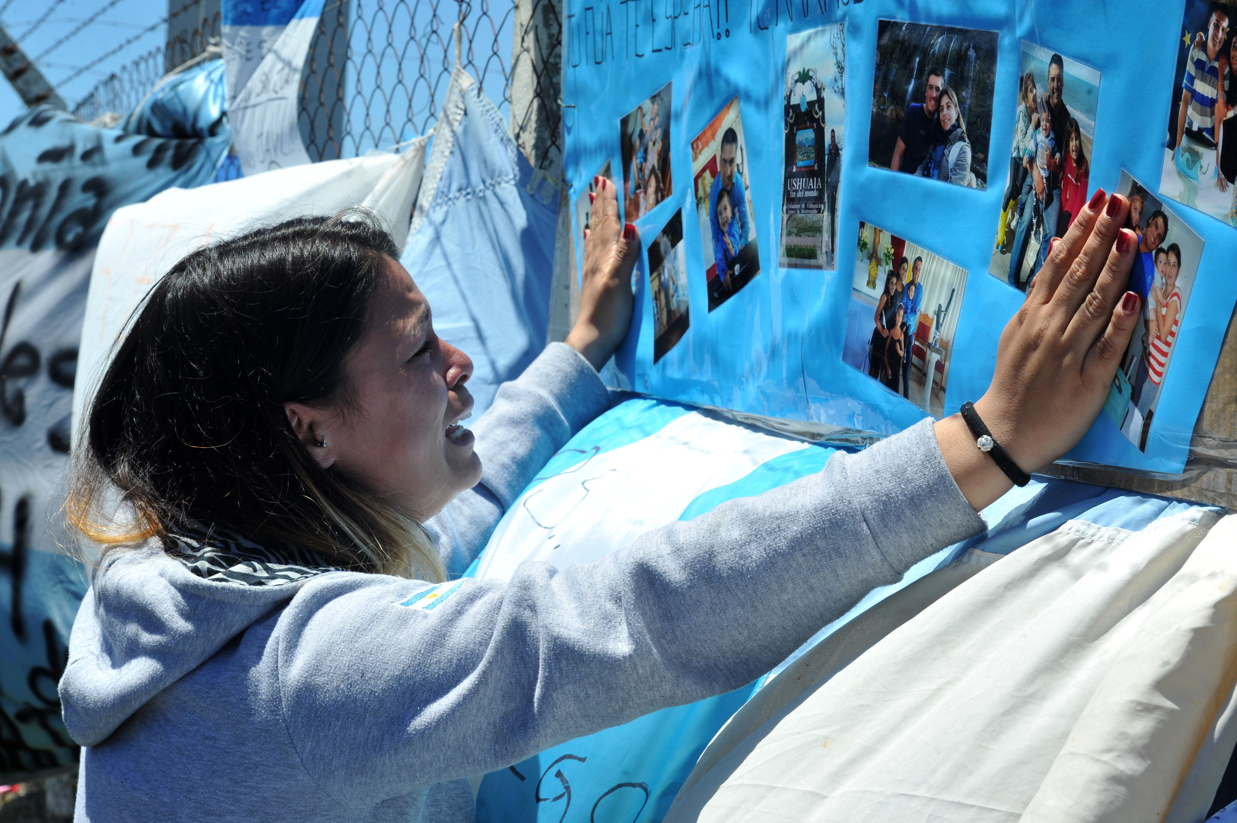 Familiares de tripulantes del ARA San Juan, furiosos: Macri se mantiene indiferente