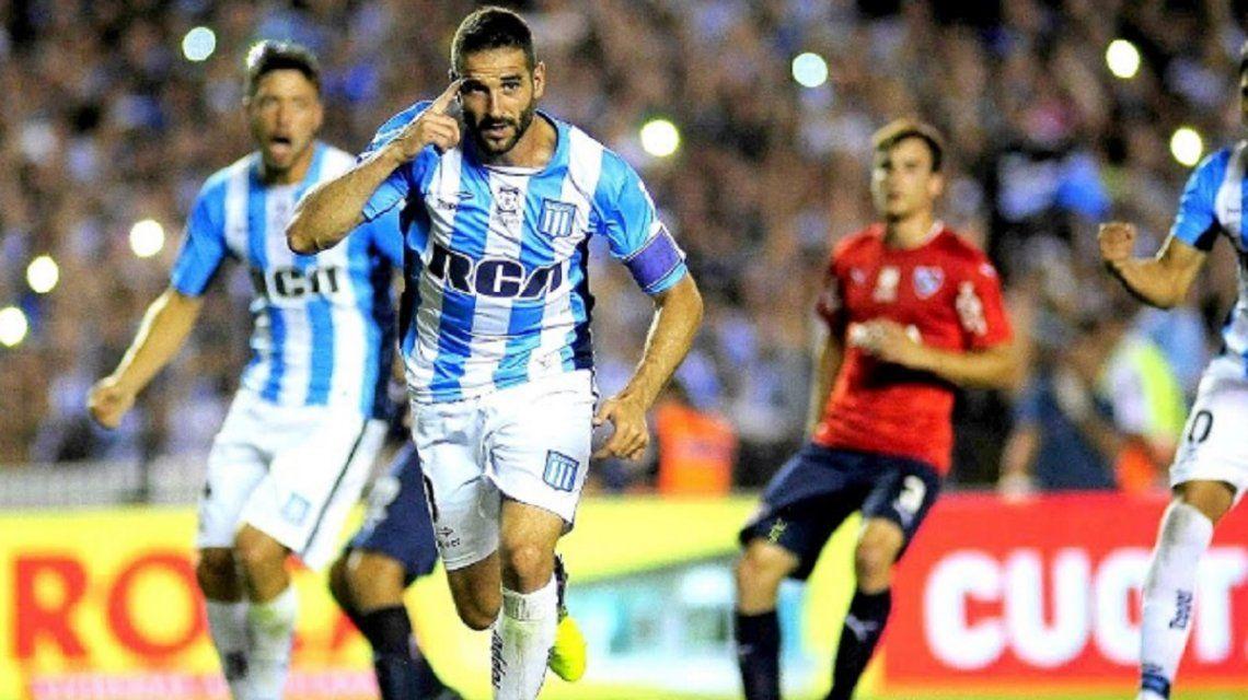 Con suplentes y uno menos, Independiente le ganó a Racing el clásico