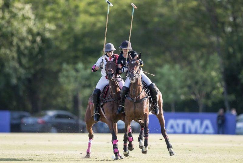 En un acontecimiento histórico, arrancó el 1º Campeonato Argentino Abierto de Polo femenino