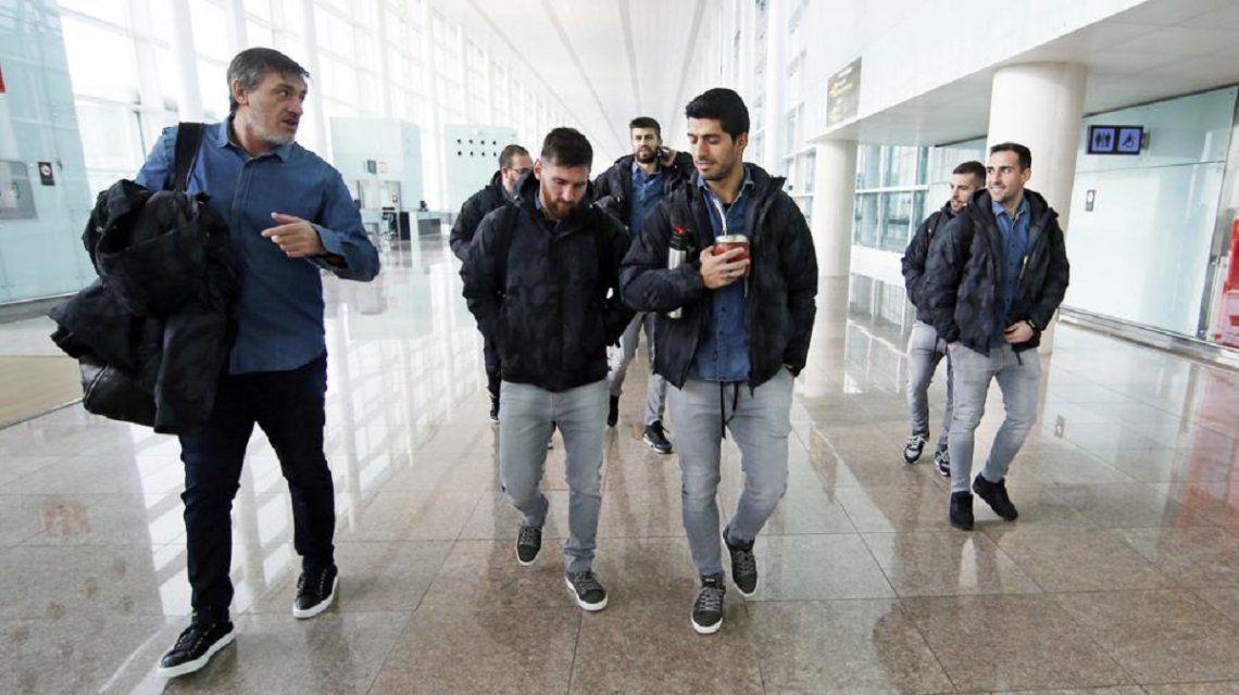 Pepe Costa, amigo íntimo de Messi, se fracturó la pelvis