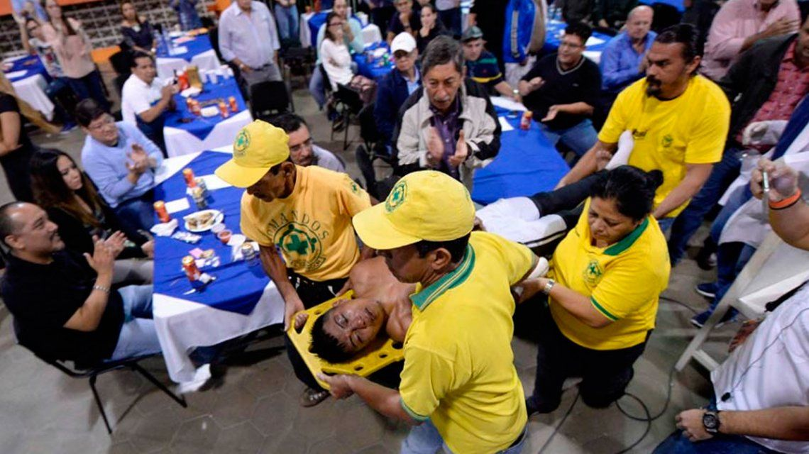 VIDEO: Polémica por la muerte del boxeador Pantera Ruiz tras este KO