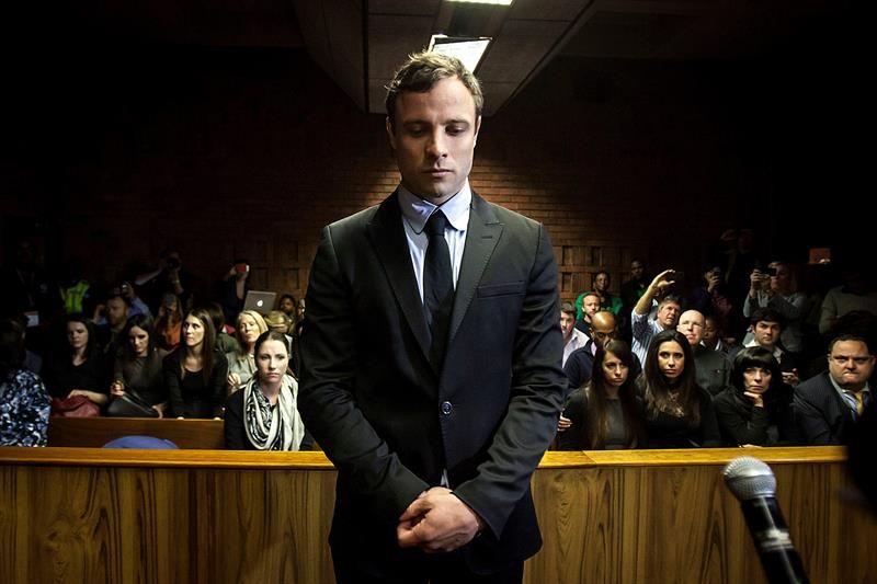 Pistorius: le duplicaron la condena por asesinar a su novia