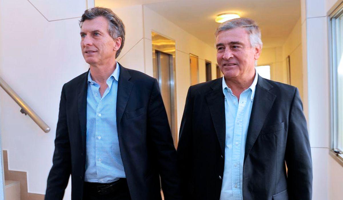 ARA San Juan: Macri ya está en el edificio de la Armada