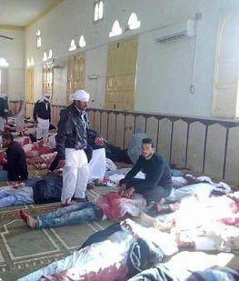 Atentado en Egipto: 270 muertos y 90 heridos