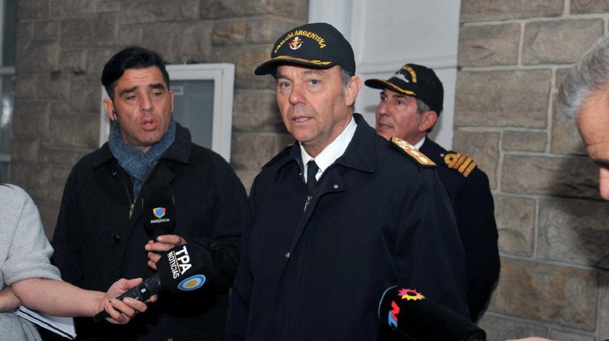 Submarino ARA San Juan: el jefe de la Base Naval de Mar del Plata pidió el pase a retiro