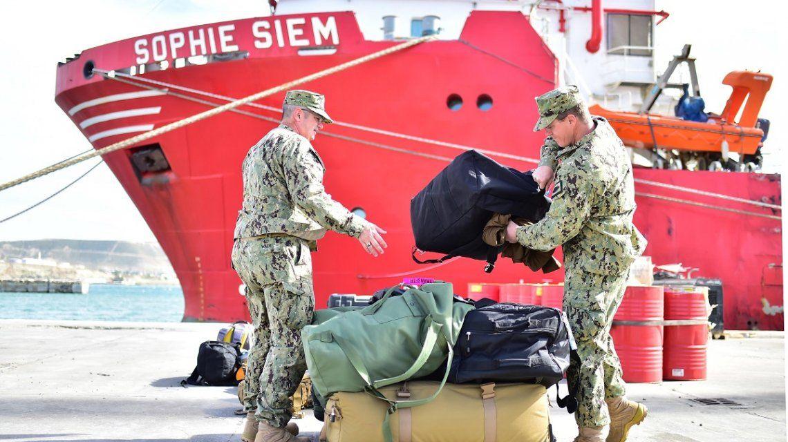 El mini submarino comenzará a buscar al ARA San Juan en la noche de este sábado