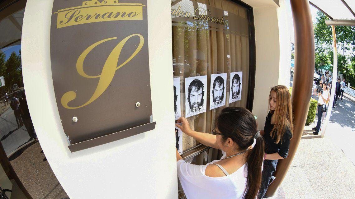 Los restos de Santiago Maldonado son despedidos en 25 de Mayo