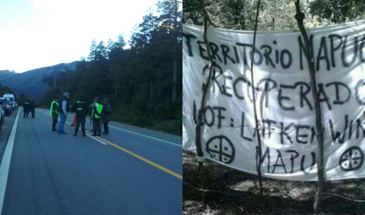 La muerte se produjo en el marco del desalojo violento de la comunidad mapuche