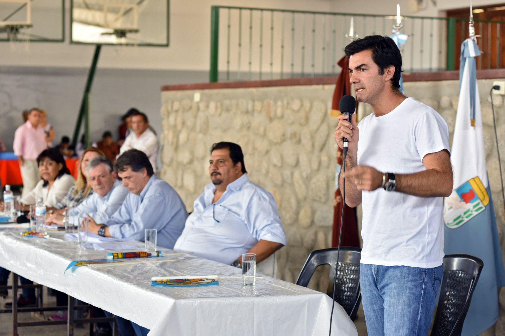 Urtubey: Quiero que el peronismo ofrezca una alternativa de futuro