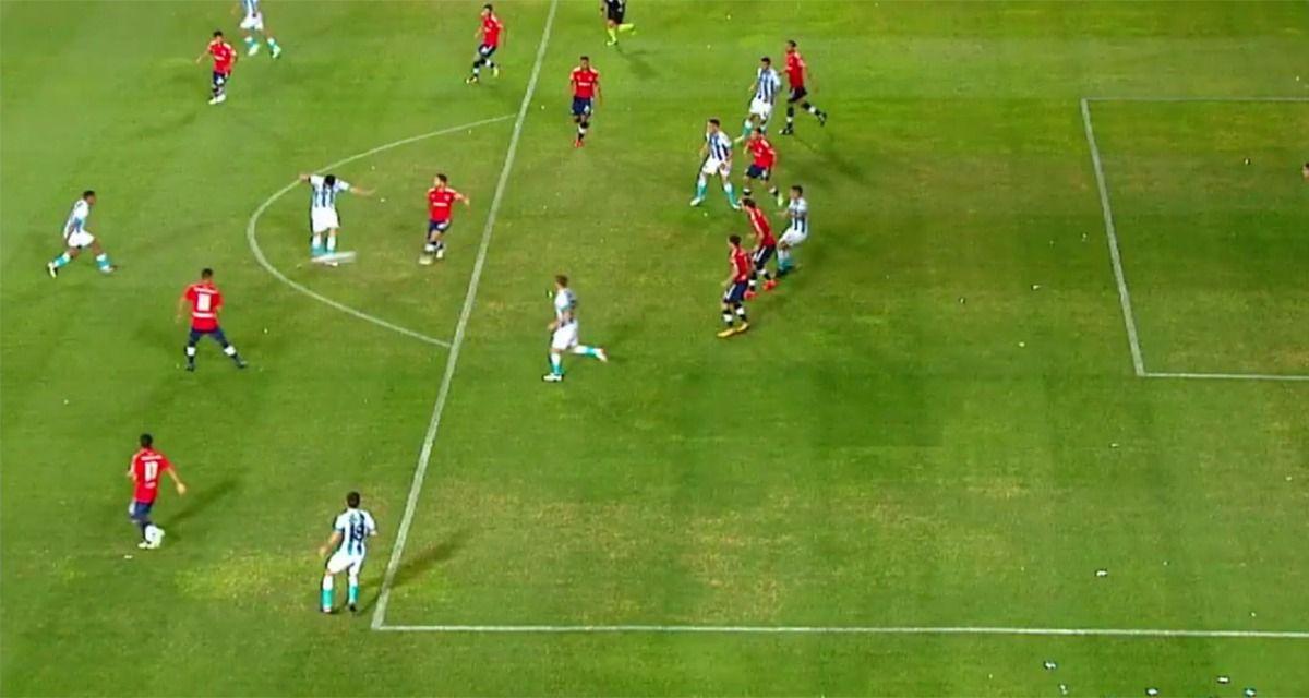 La gran polémica del clásico de Avallenada: González estaba habilitado y era gol de Racing
