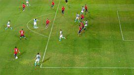 VIDEO: González estaba habilitado y era gol de Racing