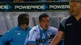 VIDEO: ¡No se grita antes! Un juvenil de Racing festejó un gol que no fue