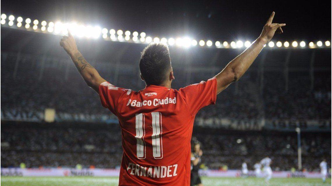 VIDEO: ¡El gol de la victoria! Vittor se durmió y Fernández hizo gritar a Independiente