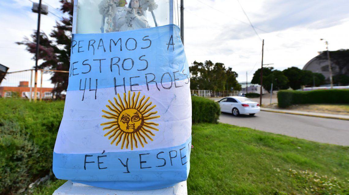 Día 11 de la desaparición del submarino: recién a la tarde habrá un parte oficial de la Armanda