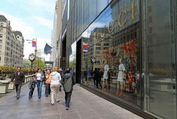 La Quinta Avenida, Nueva York.