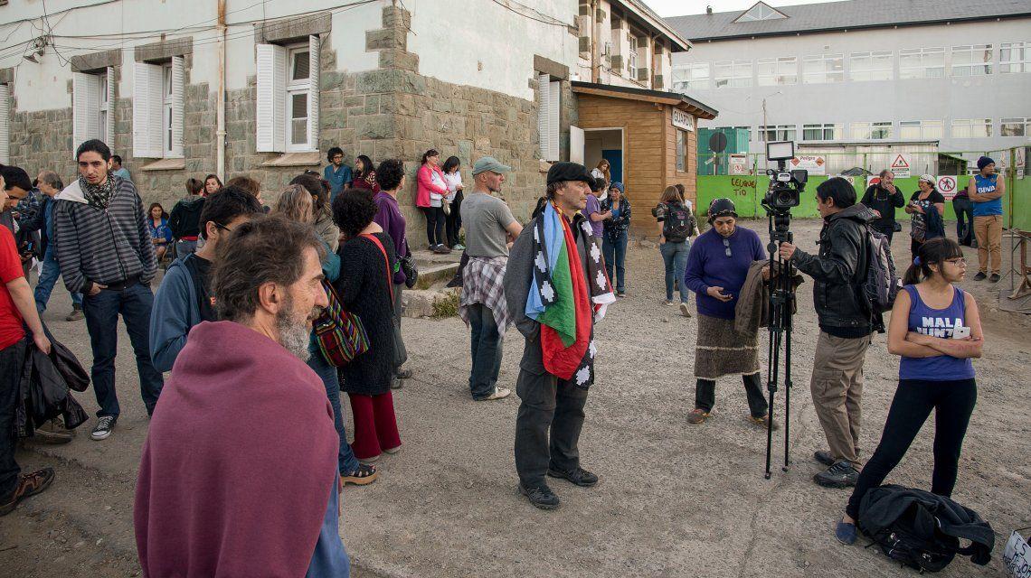 Organizaciones sociales marchan a Plaza de Mayo en repudio por la muerte del mapuche