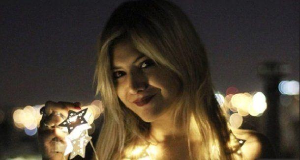 <div>Brenda Barattini, tiene 26 años y es arqutecta</div>