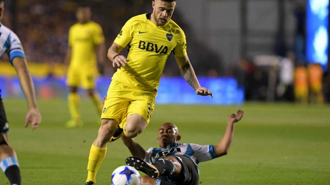 El líder Boca cayó ante el irregular Racing y perdió el puntaje perfecto