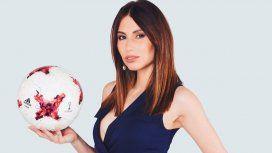 Maria Komandnaya, la conductora del sorteo