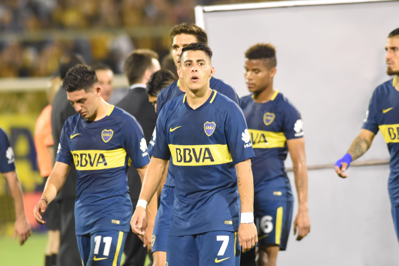 Boca se retiró derrotado del Gigante de Arroyito
