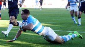 El nacido en La Plata, condecorado por la World Rugby