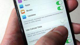 Cómo saber qué apps consumen más datos