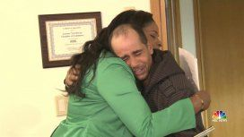 Un indigente devolvió un cheque de 10 mil dólares y su gesto le cambió la vida
