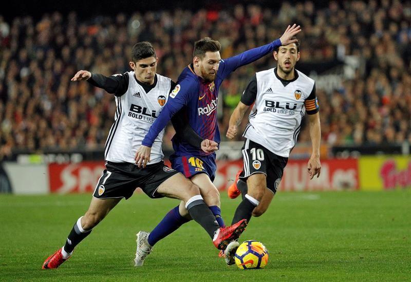 Messi no fue citado para el partido de Barcelona por Copa del Rey