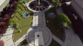 Así quedará la nueva Plaza de Mayo