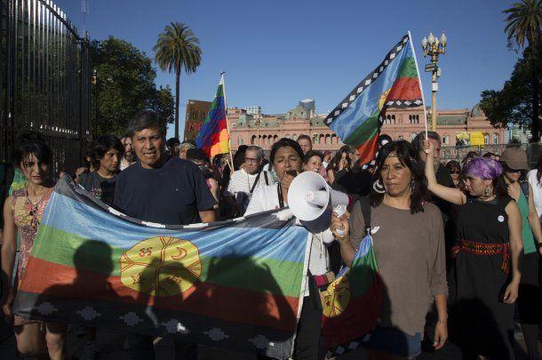 Así se movilizaron a la Plaza de Mayo<br>