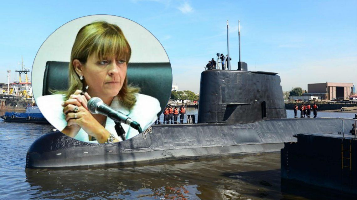 La jueza federal Marta Yáñez ya recibió documentación del submarino