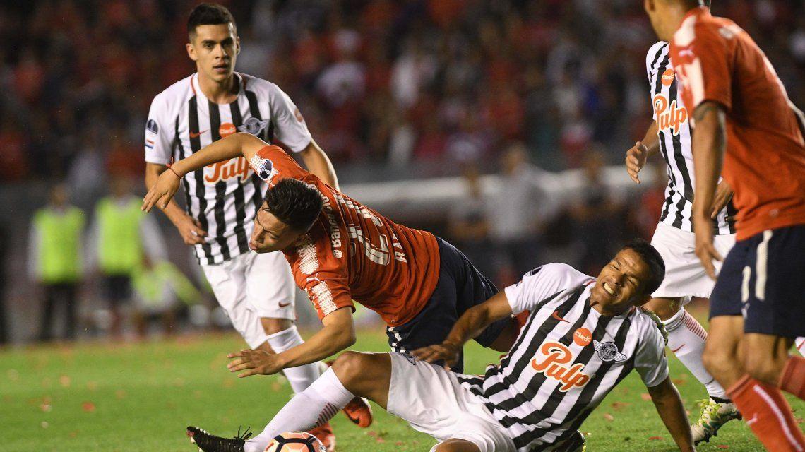 Ganó Independiente y se metió en la final de la Sudamericana