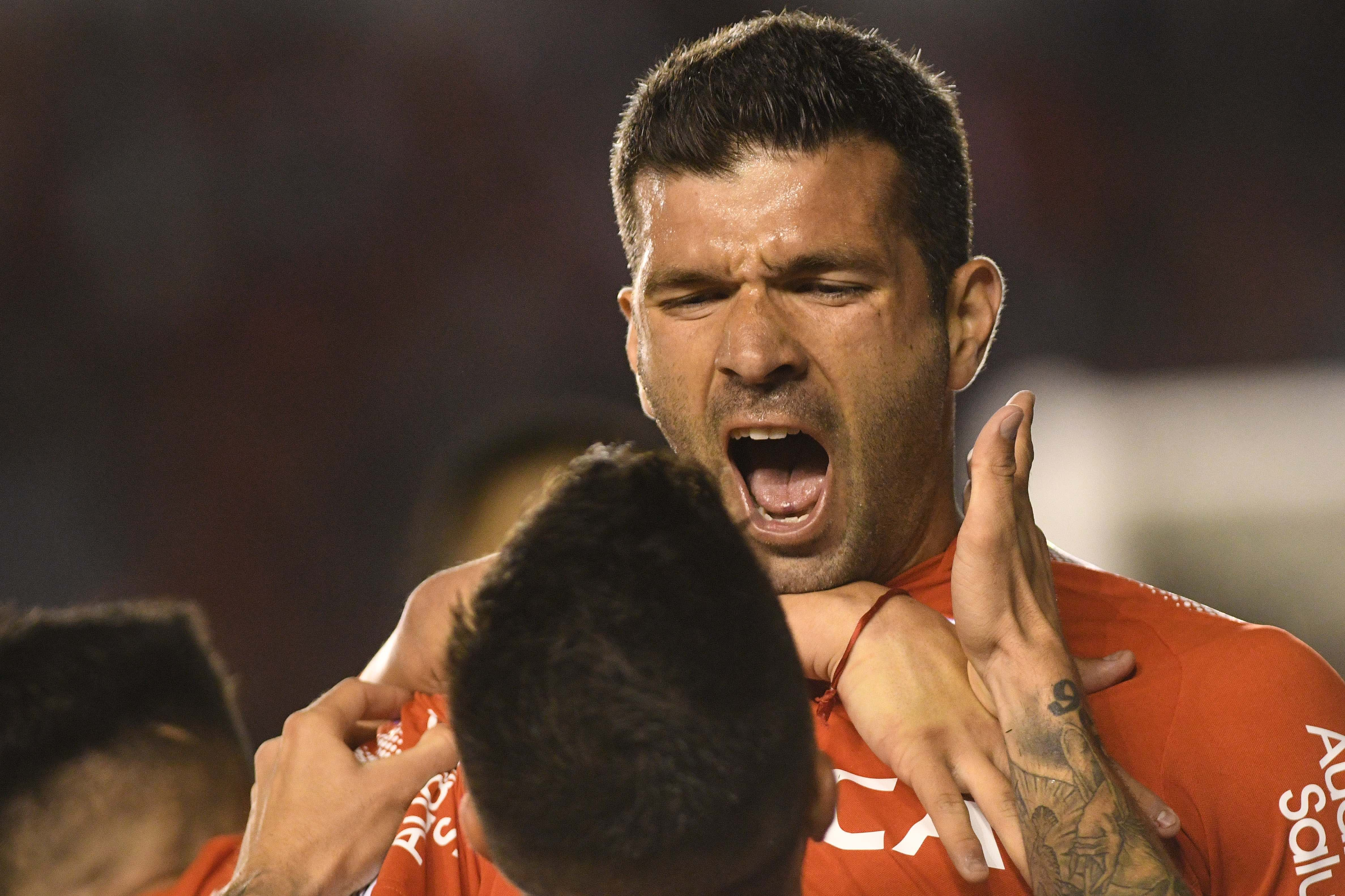 San Martín de San Juan vs Independiente: formaciones, horario y TV