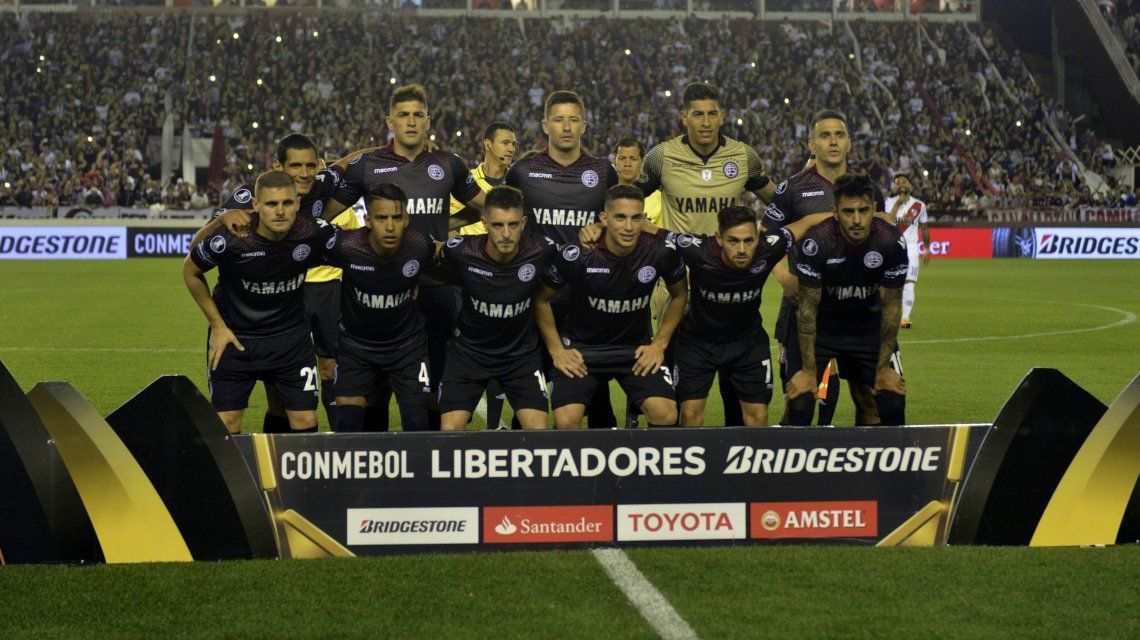 Lanus vs. Gremio por la Copa Libertadores