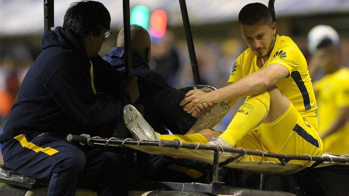 El médico de Boca le puso fin a las especulaciones: ¿qué tan grave es la lesión de Benedetto?
